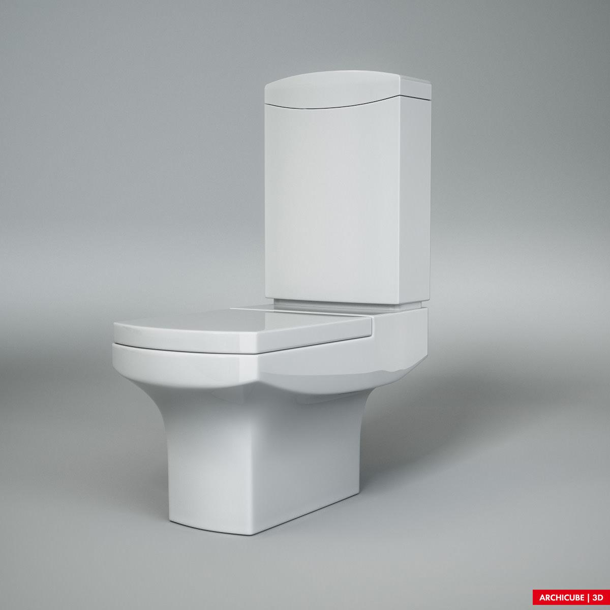 Toilet - Toilet model ...