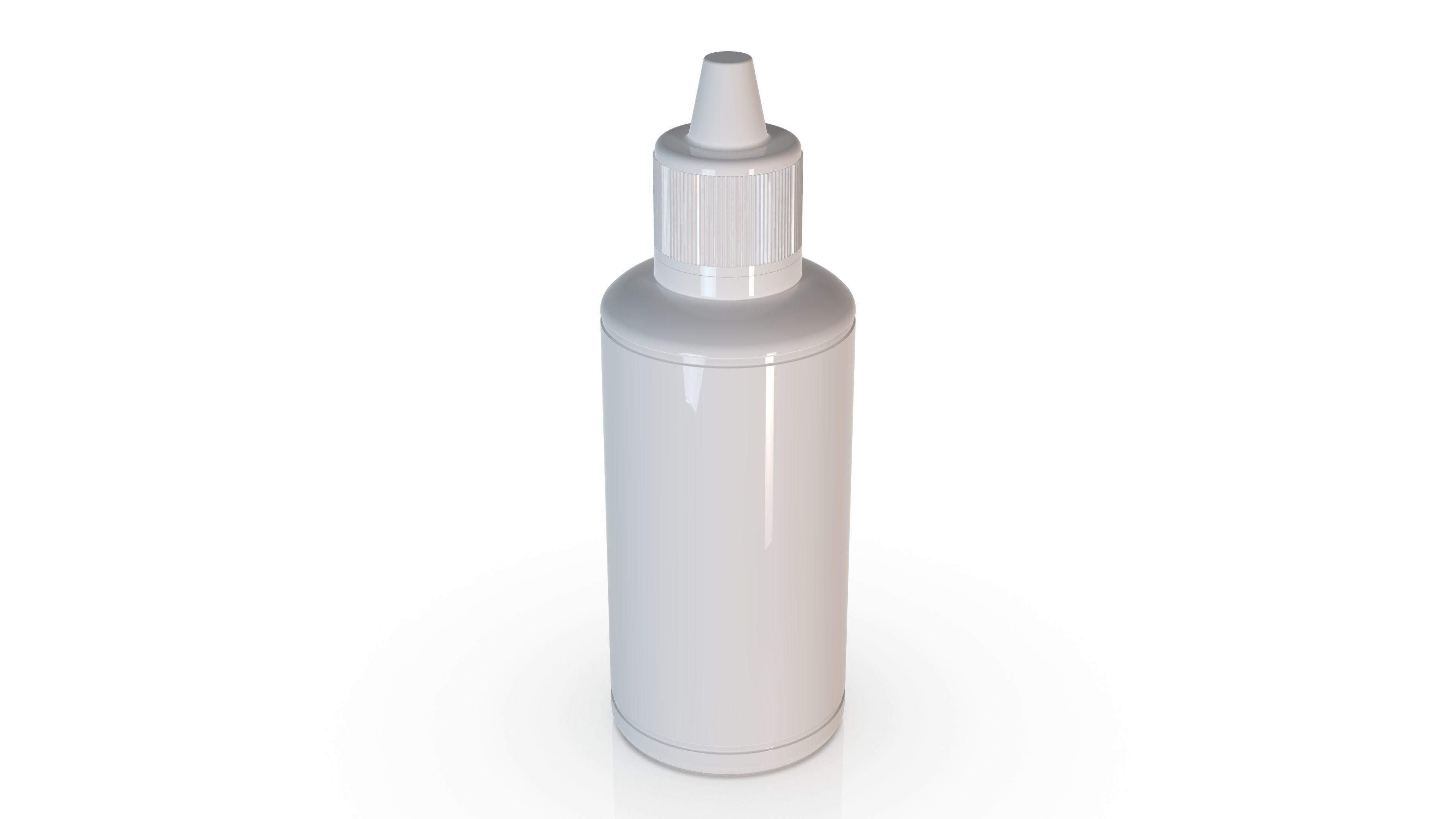 Medical-Pharmacy bottle 100 ml - for Antiseptic - Hydrogen