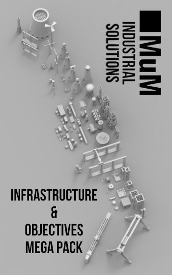 Infrastructure and Objectives Mega Pack