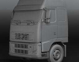 3d model volvo fh12