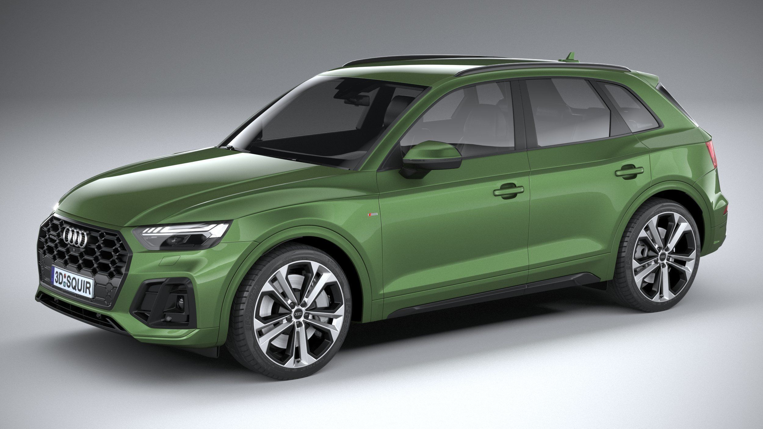 Audi Q5 S-line 2021