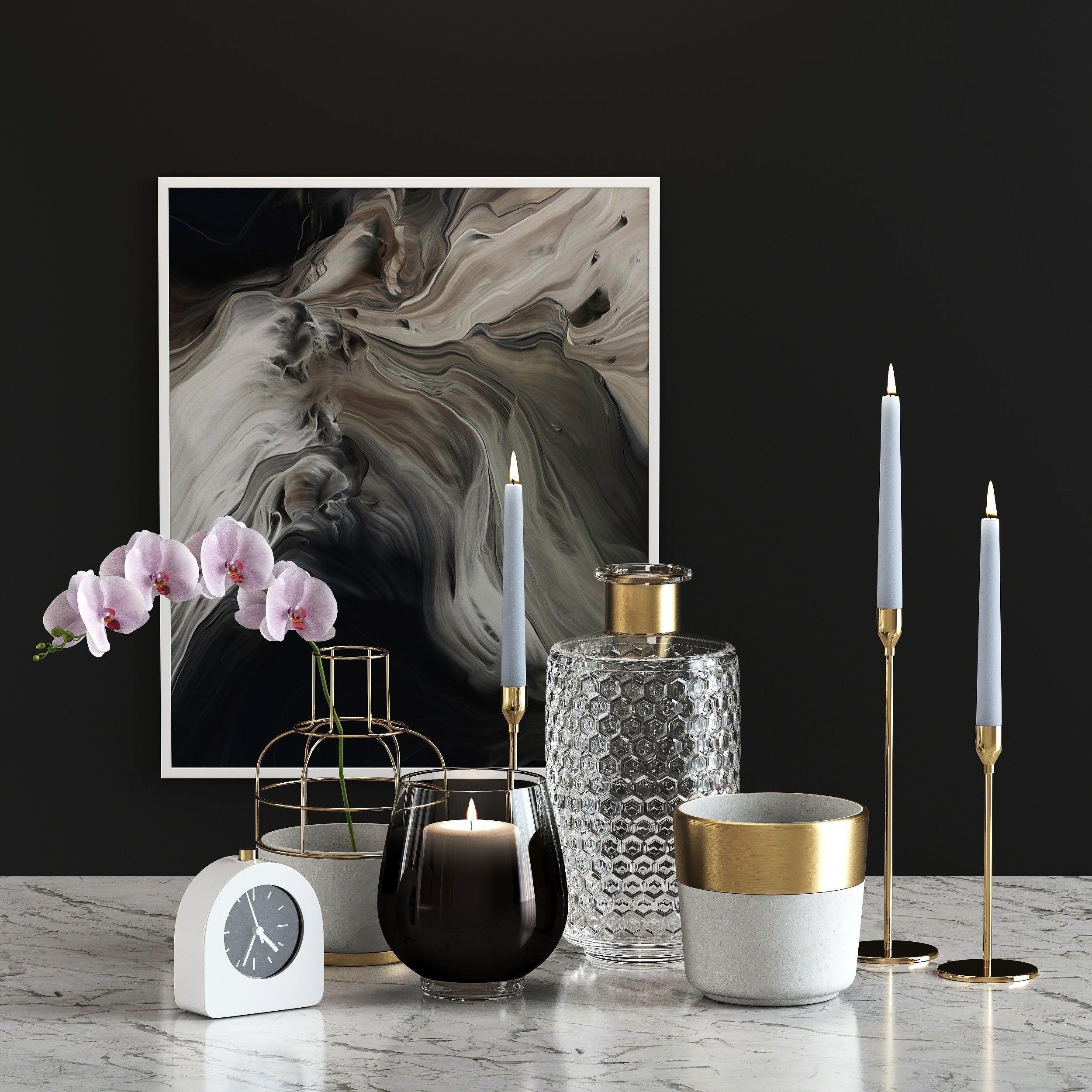 Decorative set 006