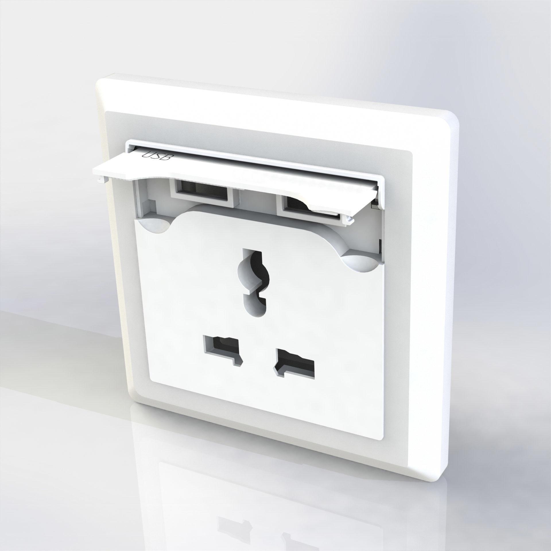 Universal Power Socket