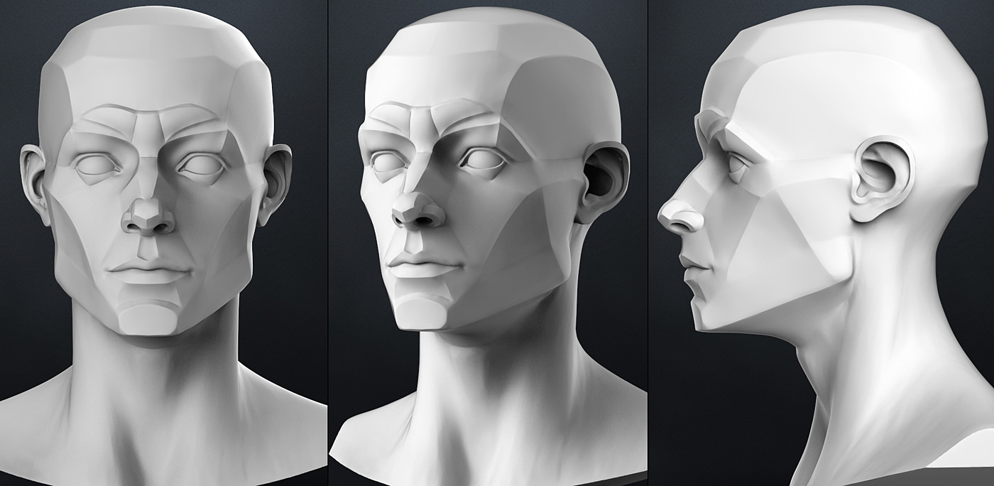 female character wip critique wanted polycount