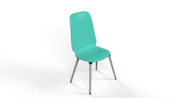 chair leifarne 3d model max 1
