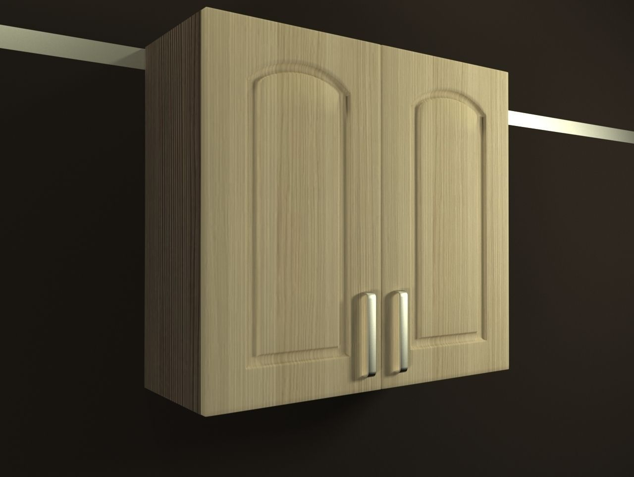 kitchen cabinet 720 800mm free 3d model max