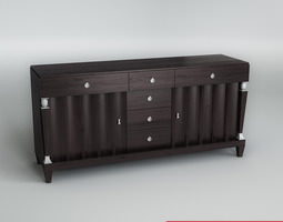Commode Selva 3D Model