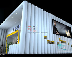exhibition booth 81 3d