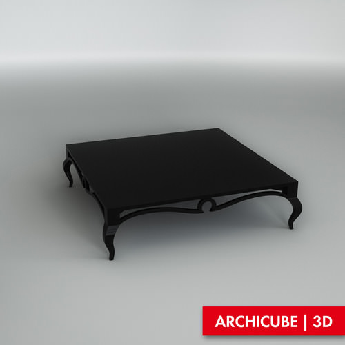 Coffee Table3D model