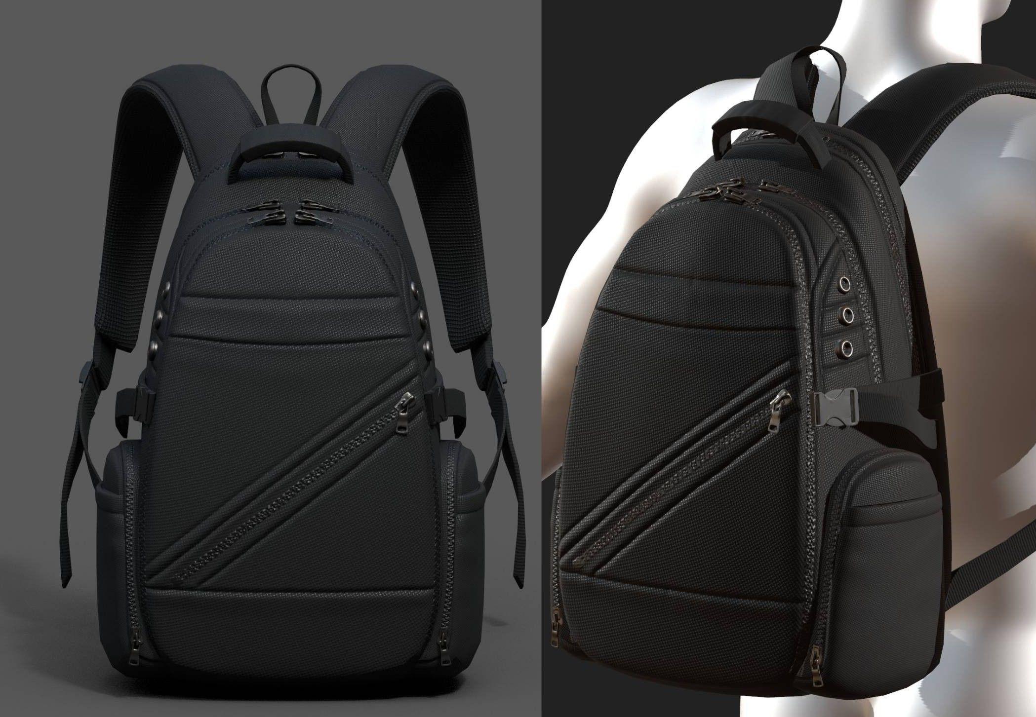 Backpack Camping Generic military human bag storqge baggage