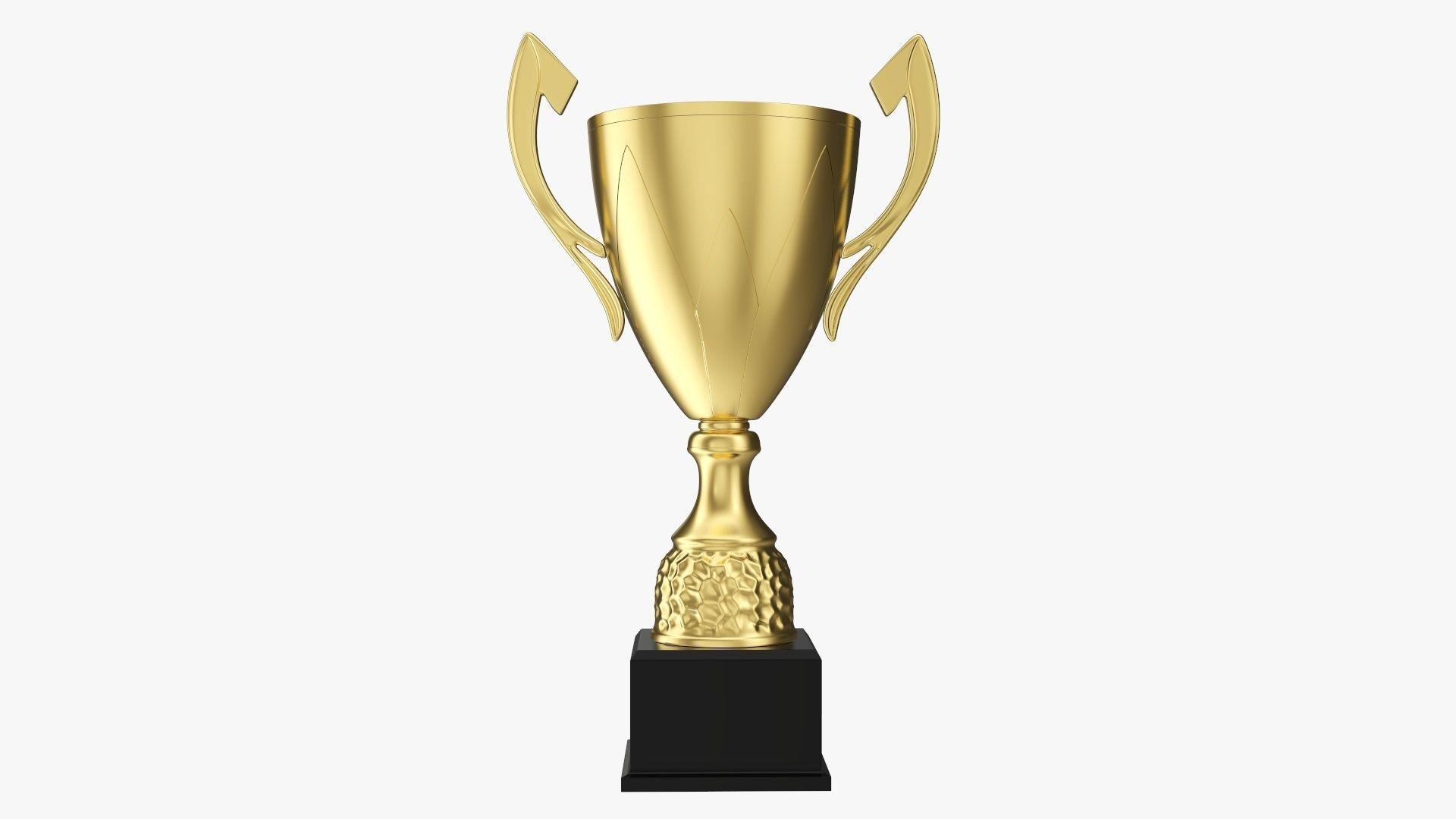 Cup trophy 06