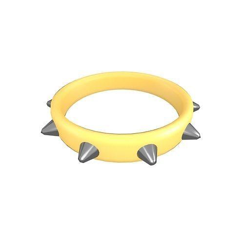 Spiked Collar v1 016
