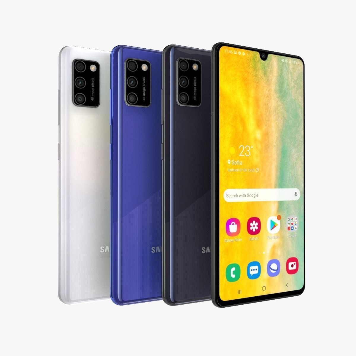 Samsung Galaxy A41 Full Color