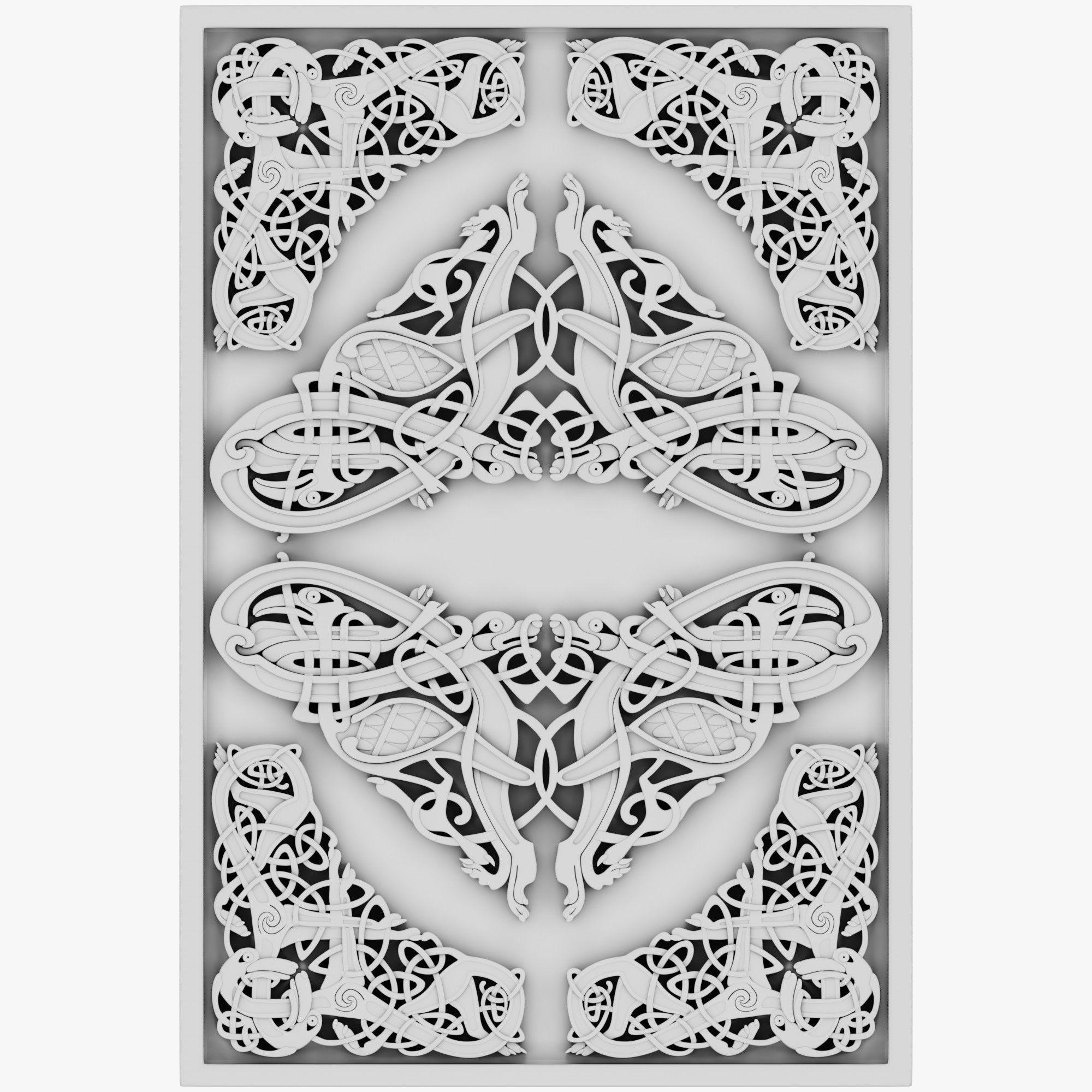 Celtic Ornament 23