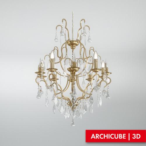 Ceiling lamp3D model