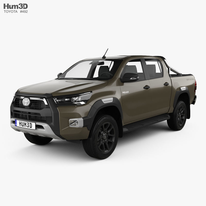 Toyota Hilux Double Cab Invincible 2020
