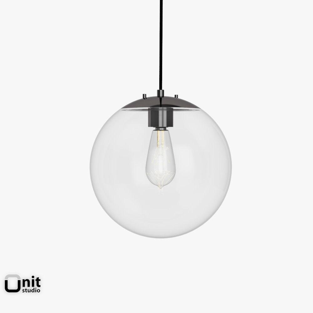 Globe Pendant Light Revit Family - Pendant Design Ideas