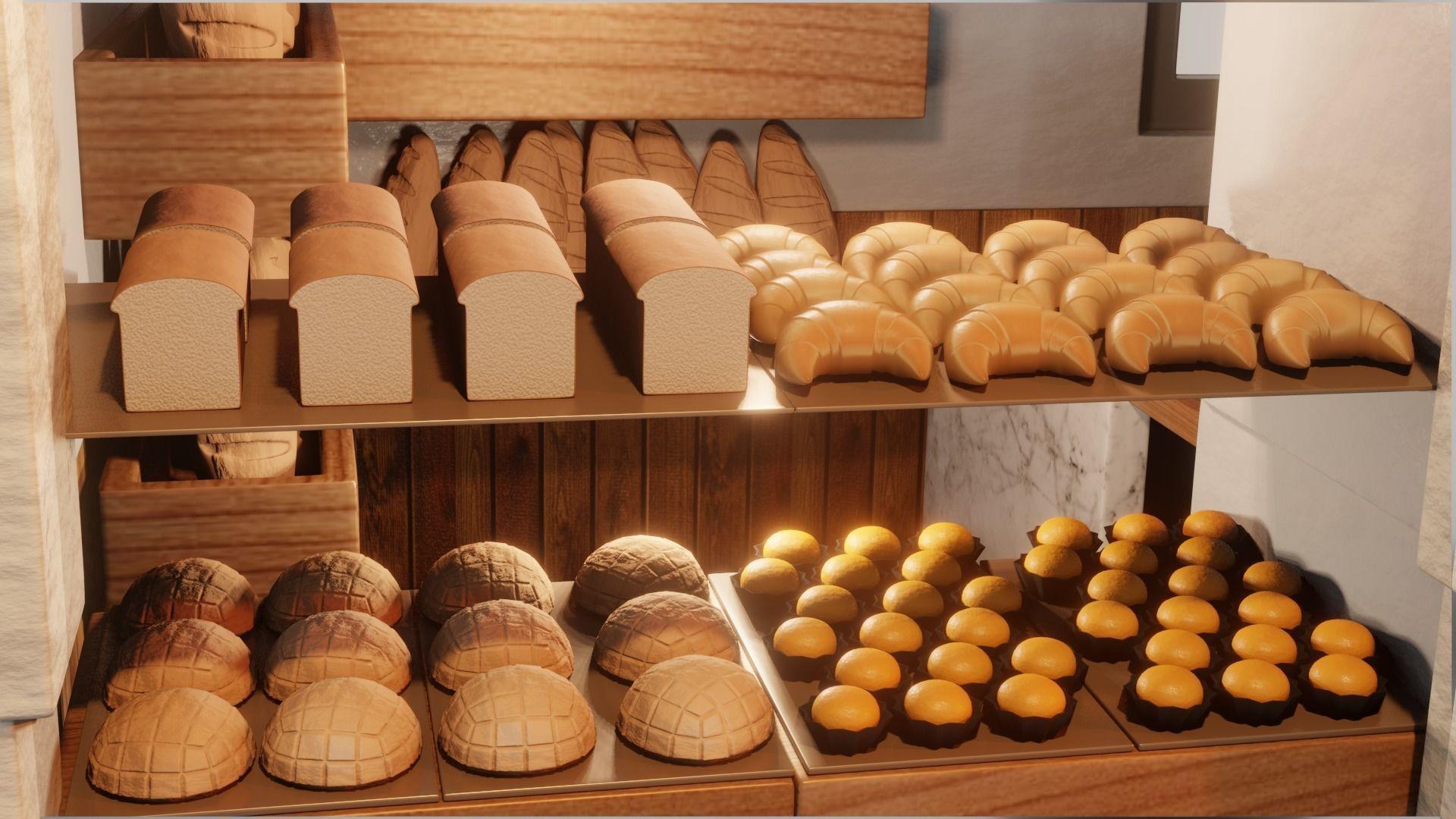 Bakery Assets