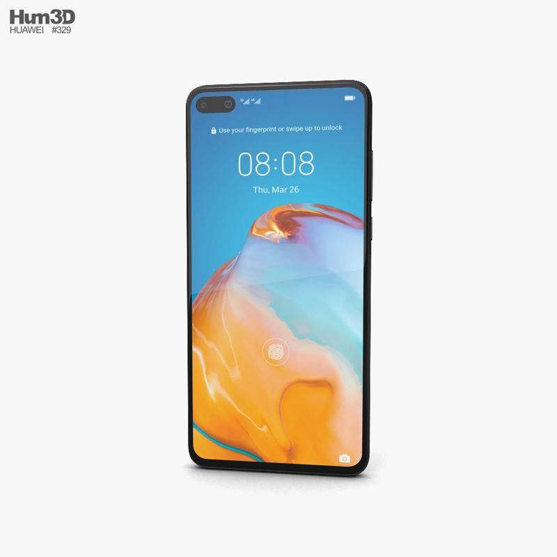 Huawei P40 Black