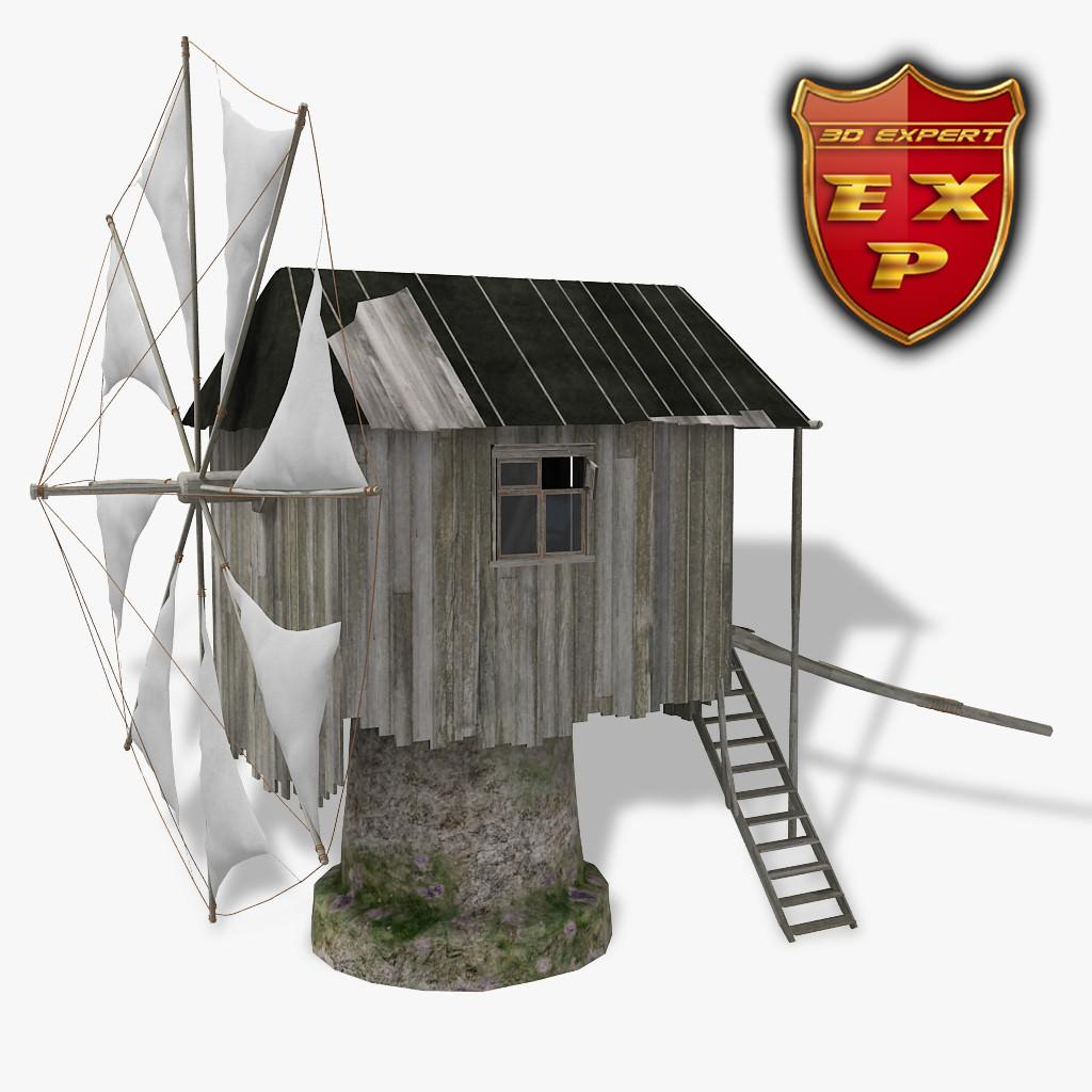 Windmill old