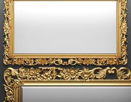 3D Classic mirror 2