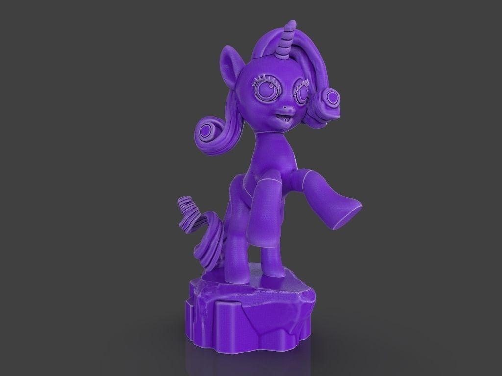 My Little Pony Unicorn Rarity