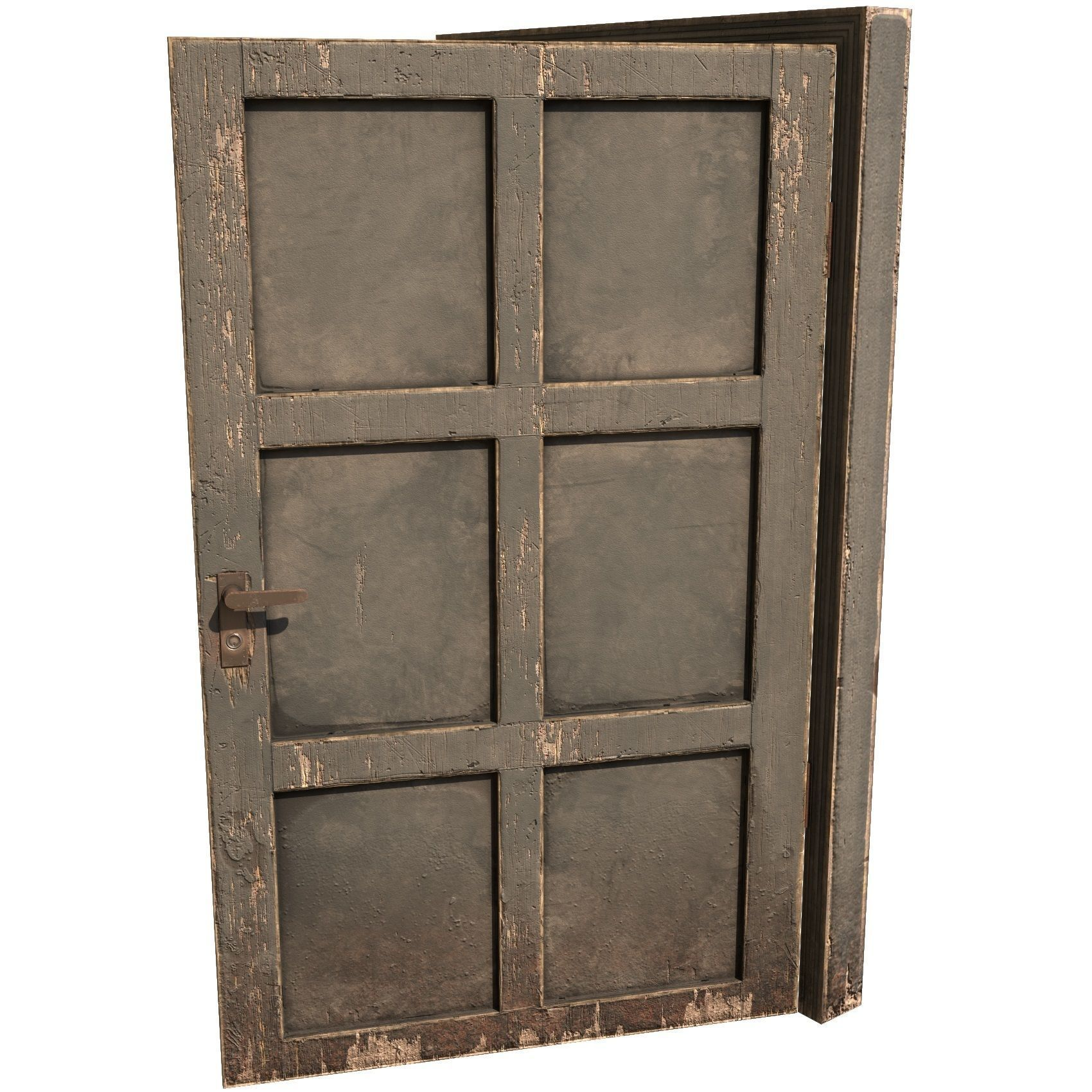 wooden Door - C type