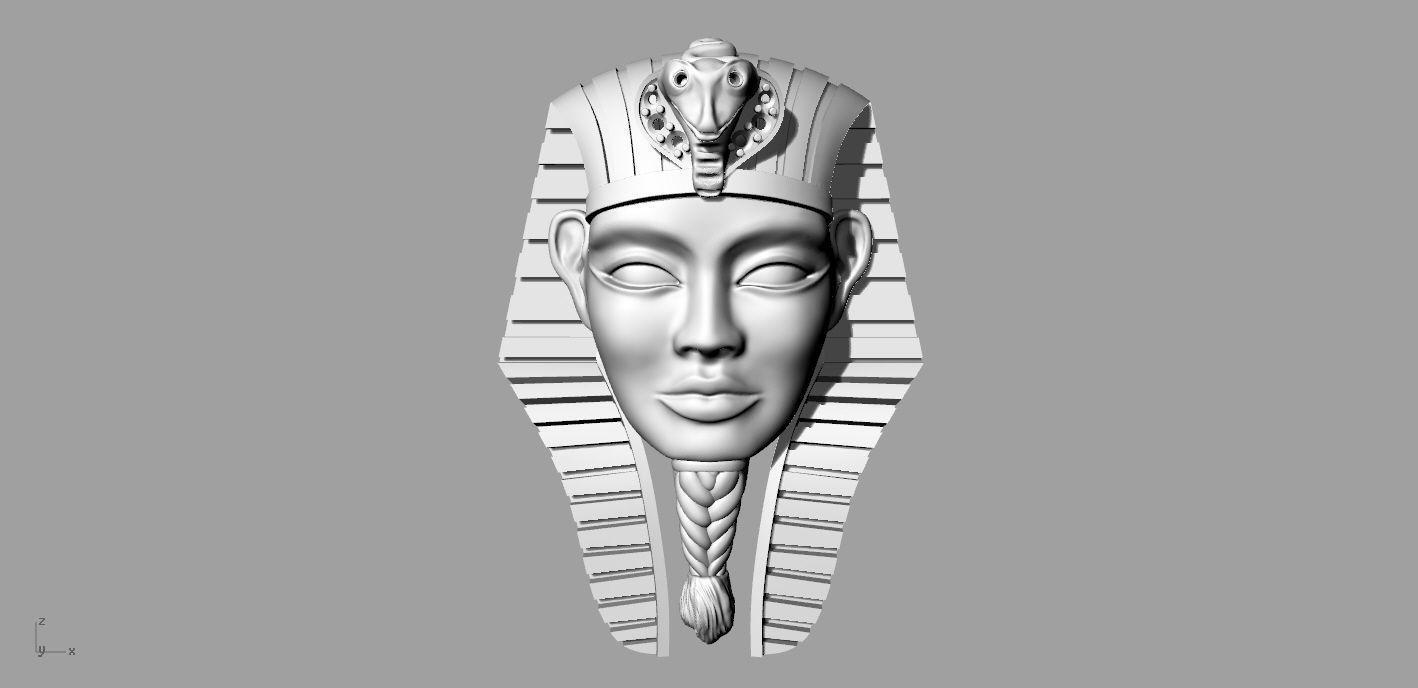 Necklace Toutankhamon Pharaon Sphinx Egypt