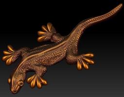 Lizard 3D print model