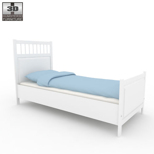 Ikea Hemnes Bed Headboard Height