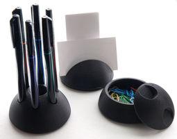 domobits - set of 3 3d print model