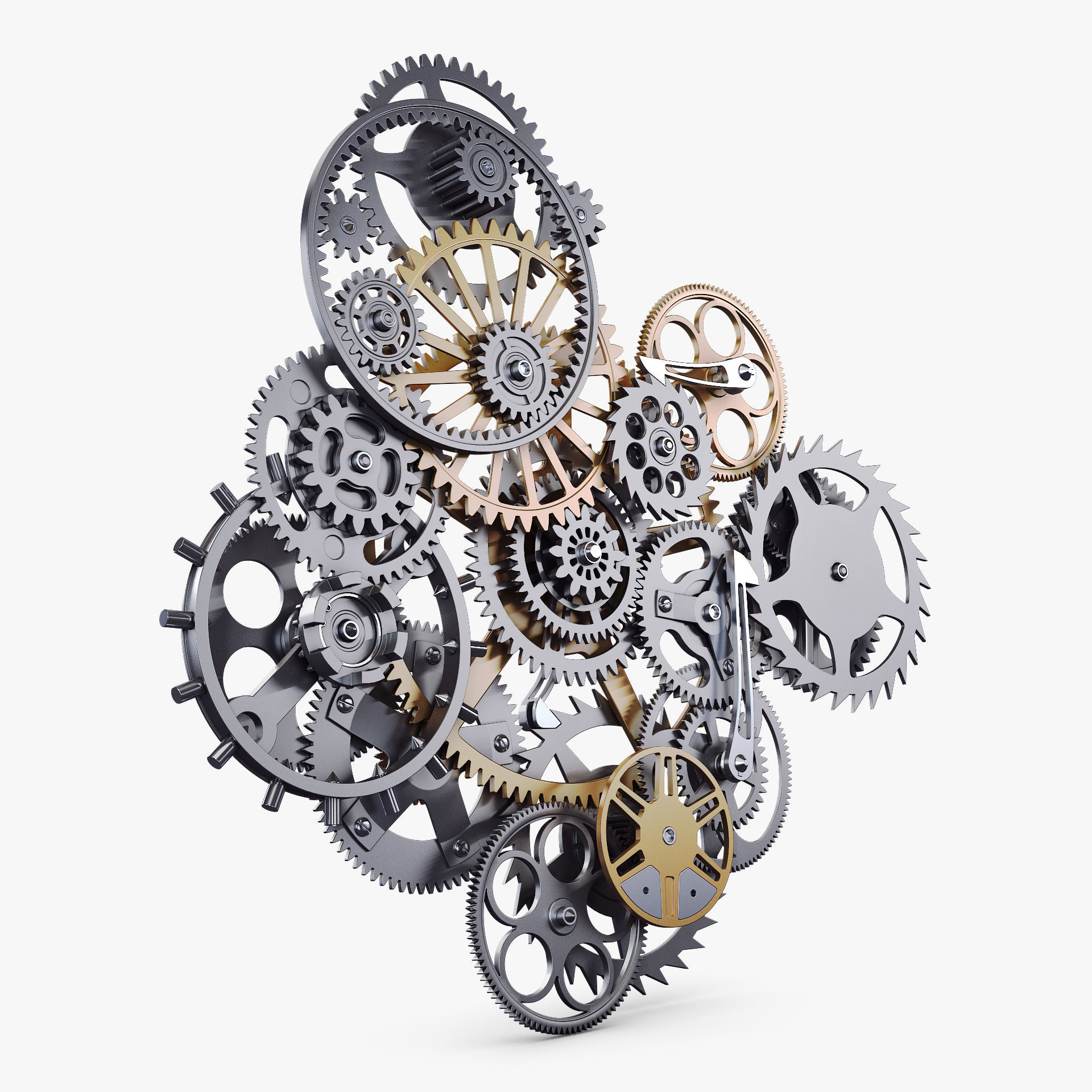 Gear Mechanism v 9