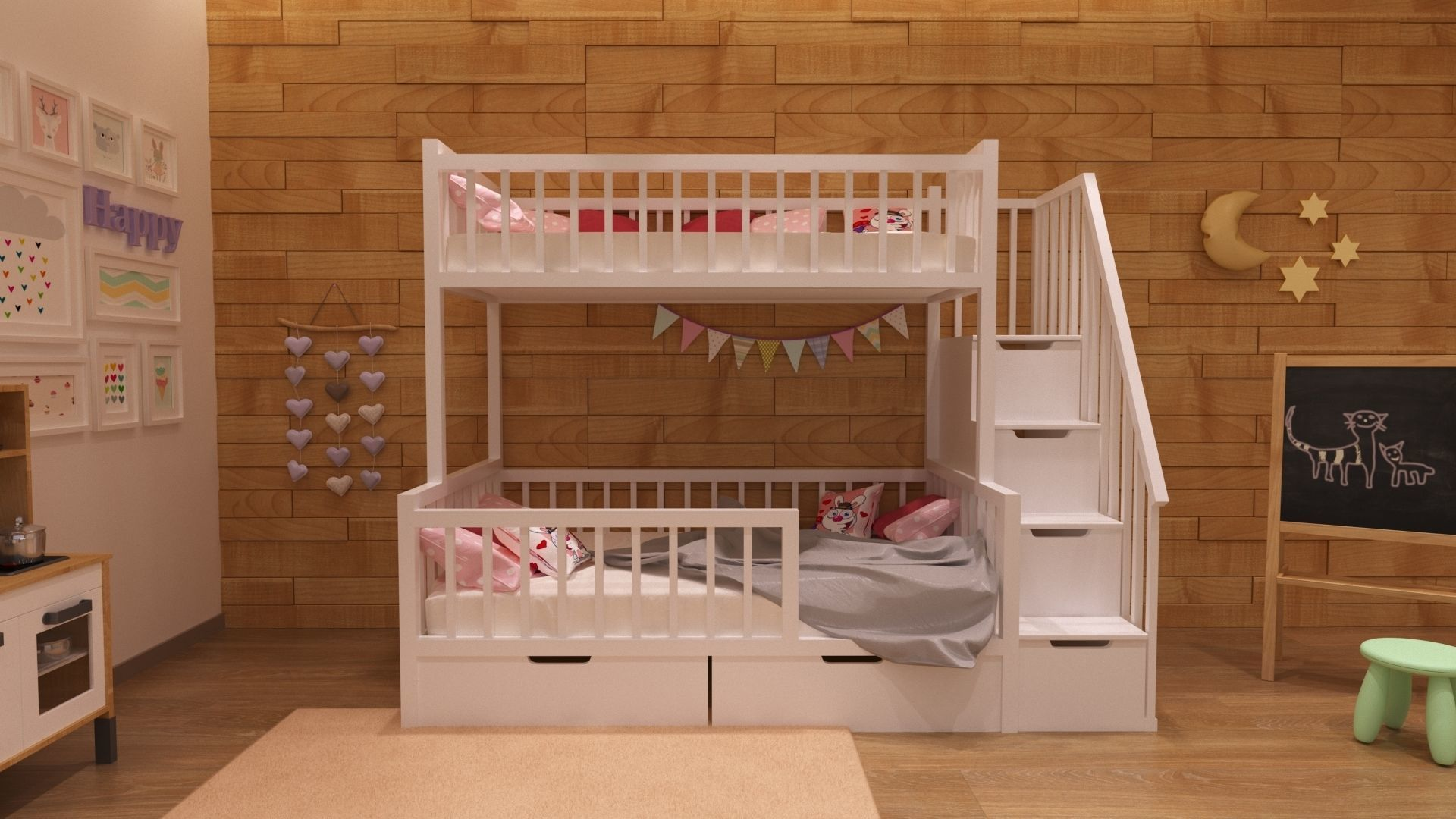 Baby bed 2