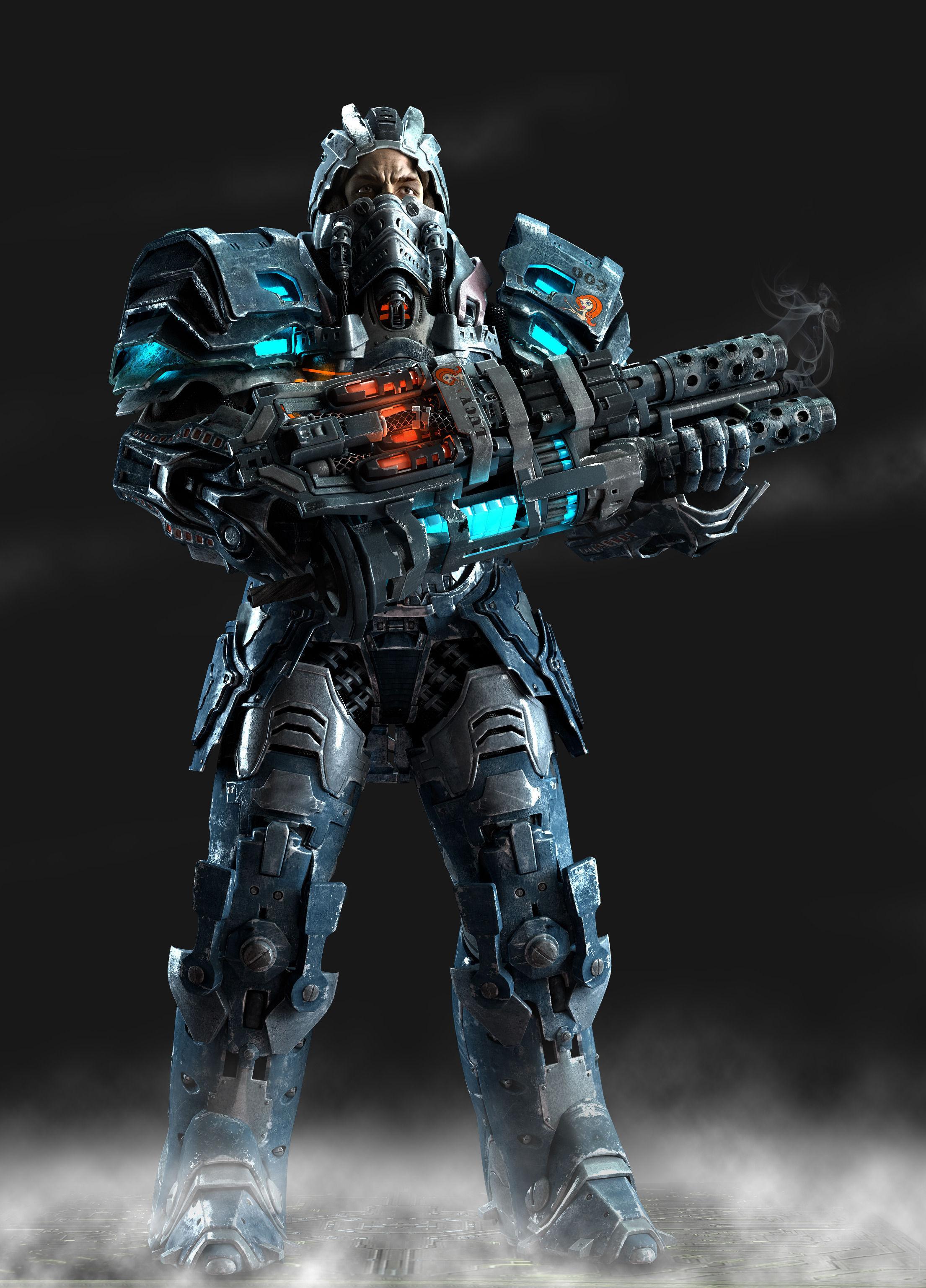 15 Overwatch 3D Models - Gambody 3D Printing Blog