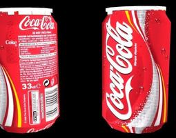 2016 coca cola 3D model