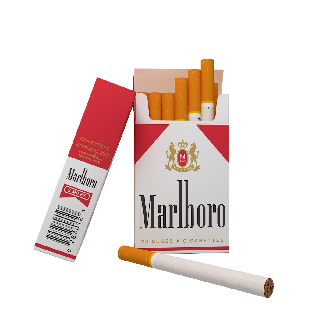 Marlboro cigarettes address