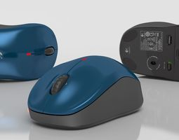 3D Bluetooth mouse Logitech v470