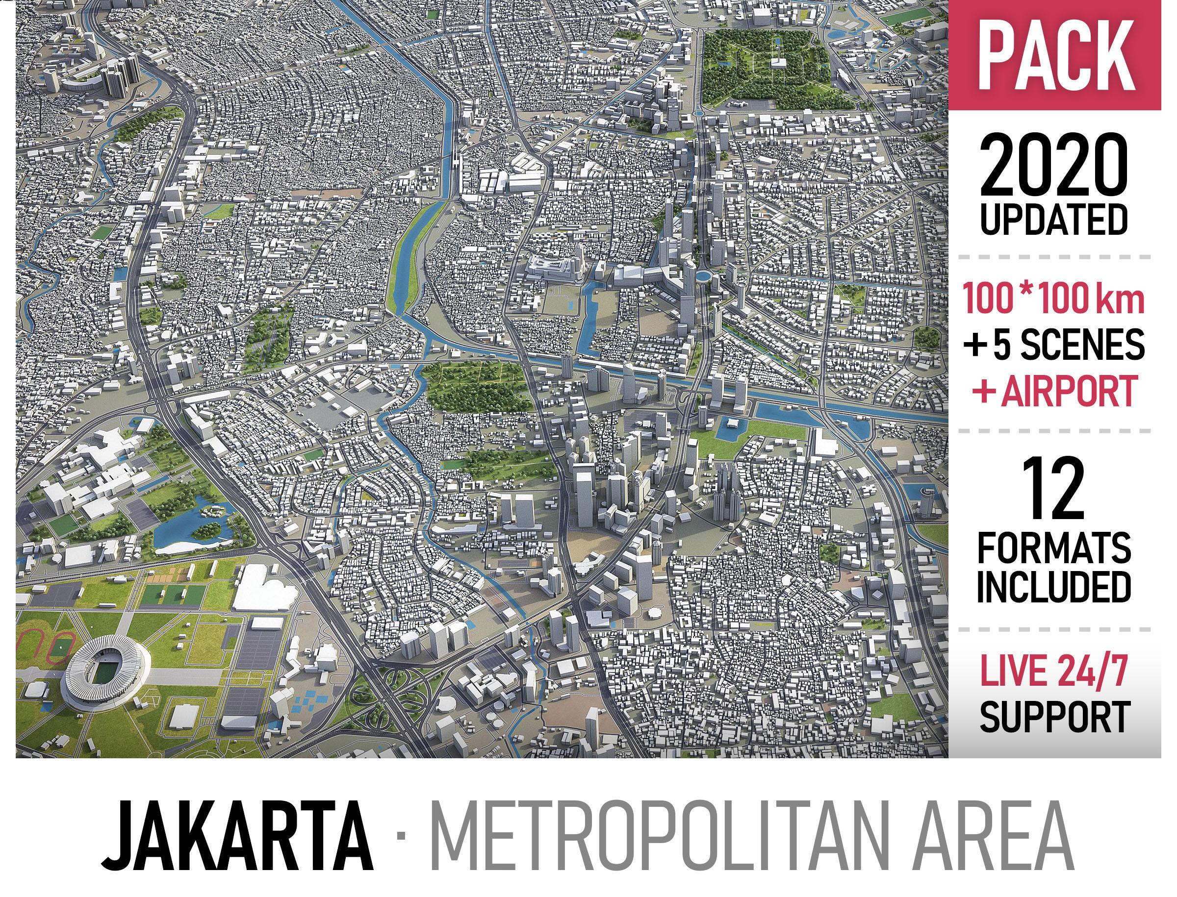 Jakarta Metropolitan