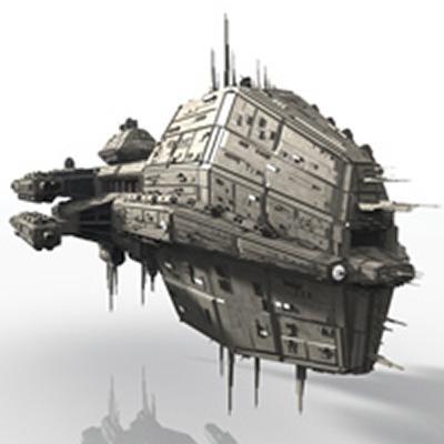 CDF Tempest Destroyer3D model