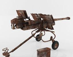 3D print model Classic Drake Buttery Gun