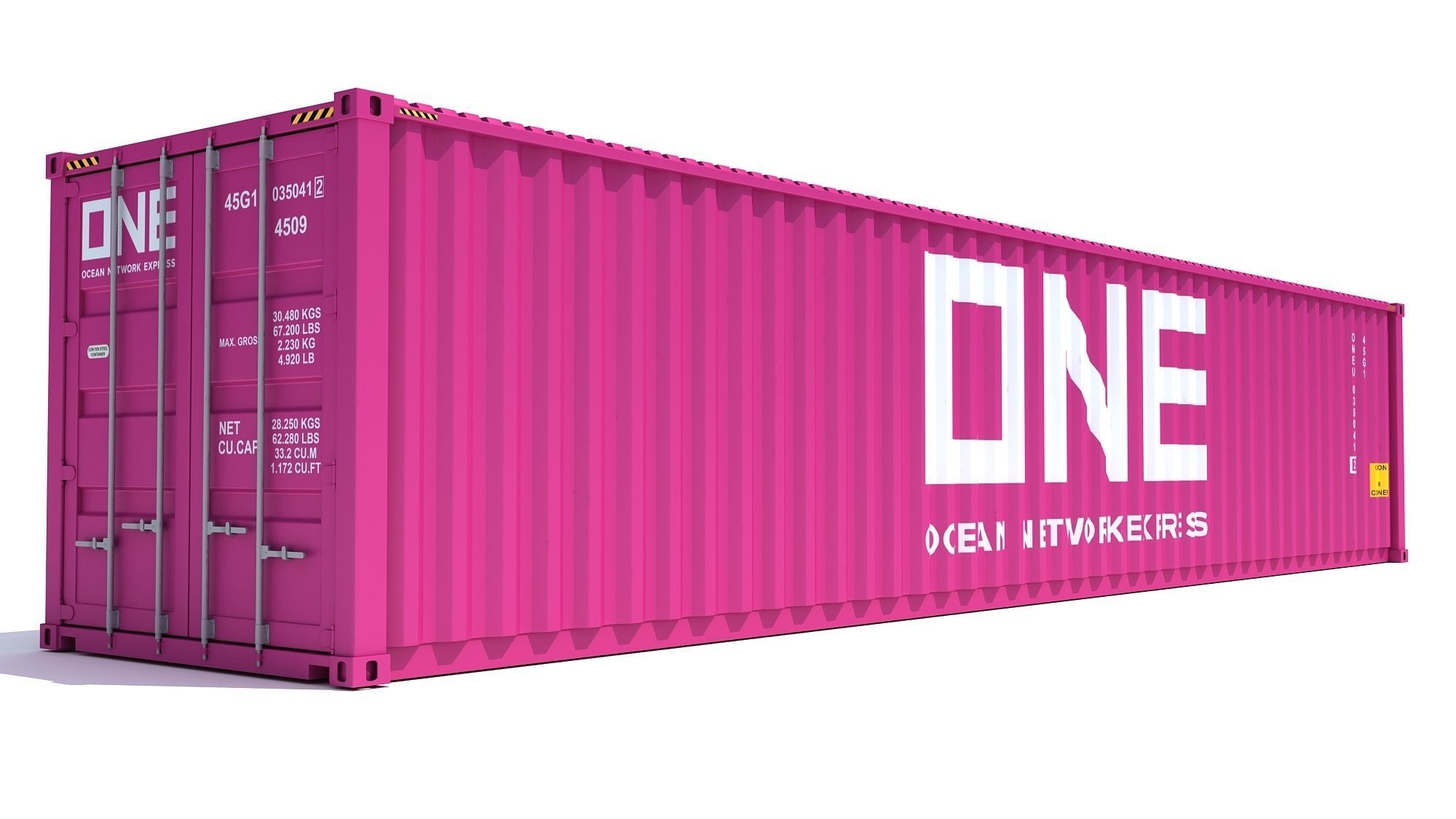 Shipping Container ONE