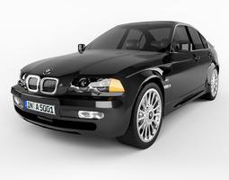 Car bmw 3D Model