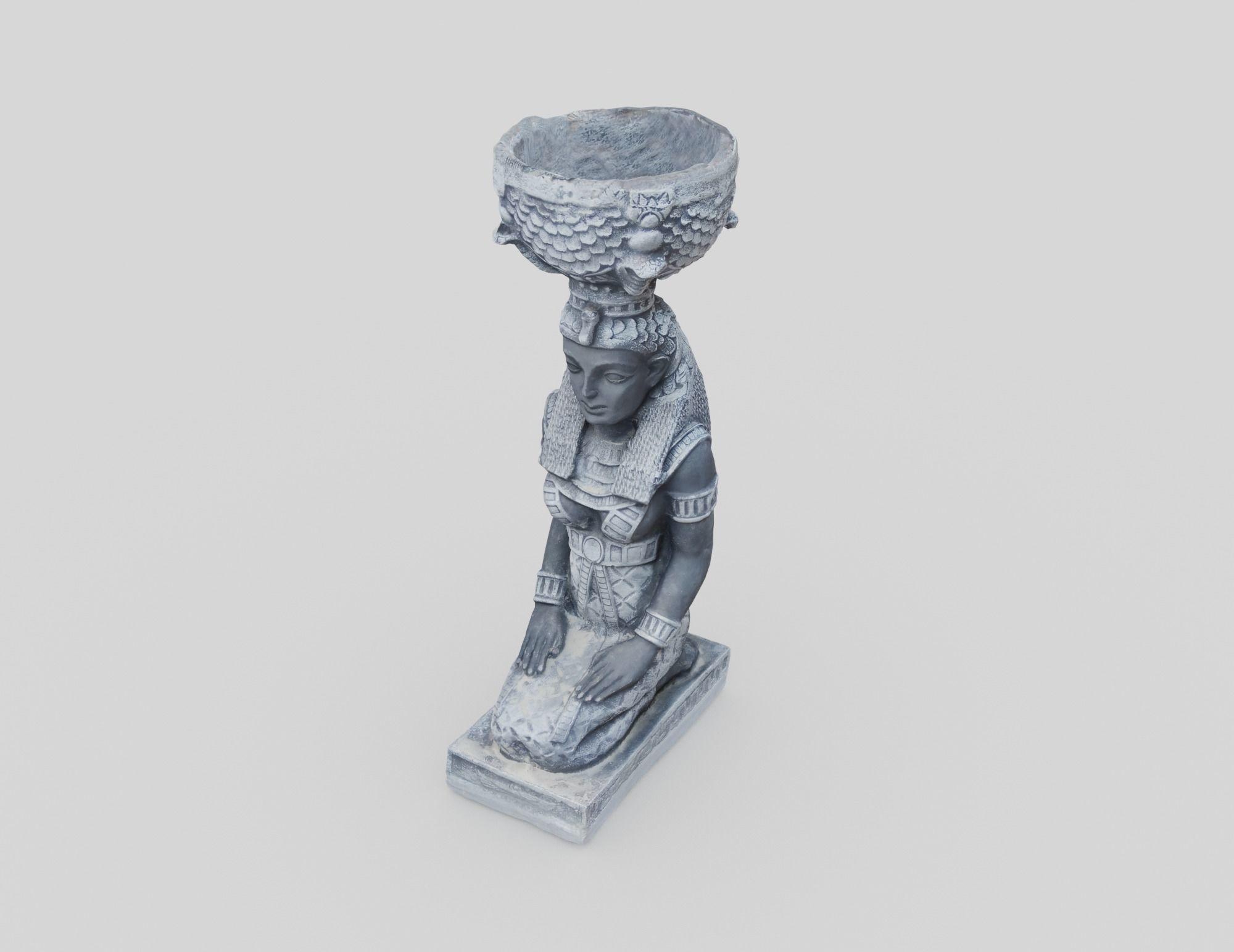 Old Egypt Sculpture