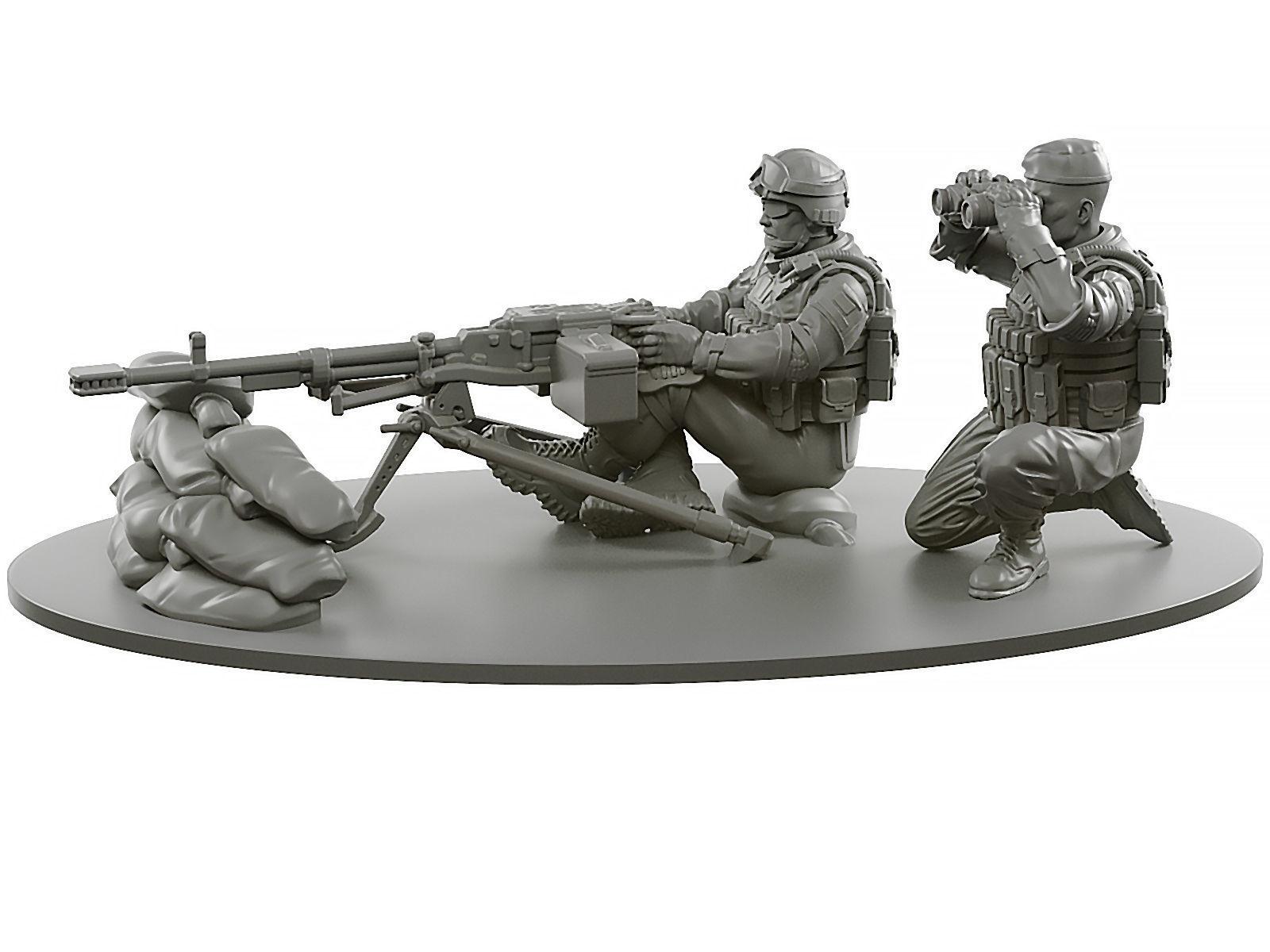 Machine Gun Kord