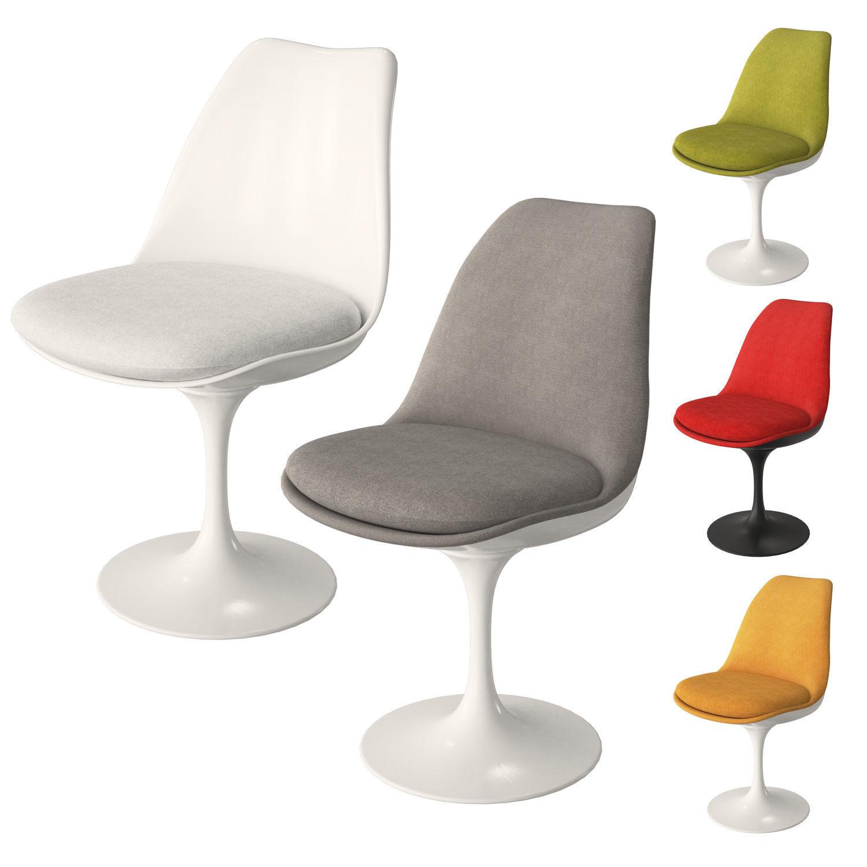 Knoll Tulip Chair Armless