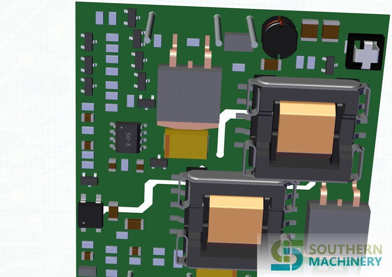 How to make DC converter PCB assembly in Smart EMS factory