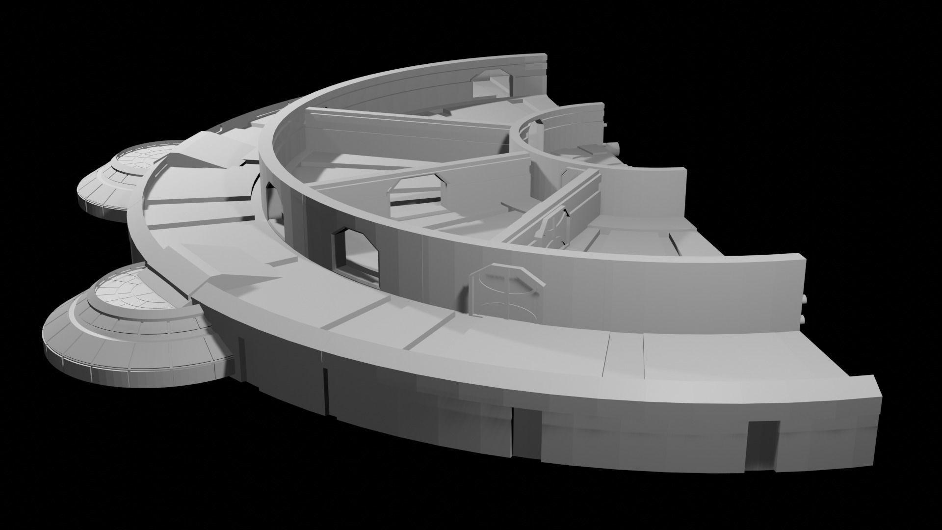 NeoPlatformers Big Platform Set