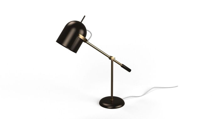 kenneth table lamp 3d model max 1