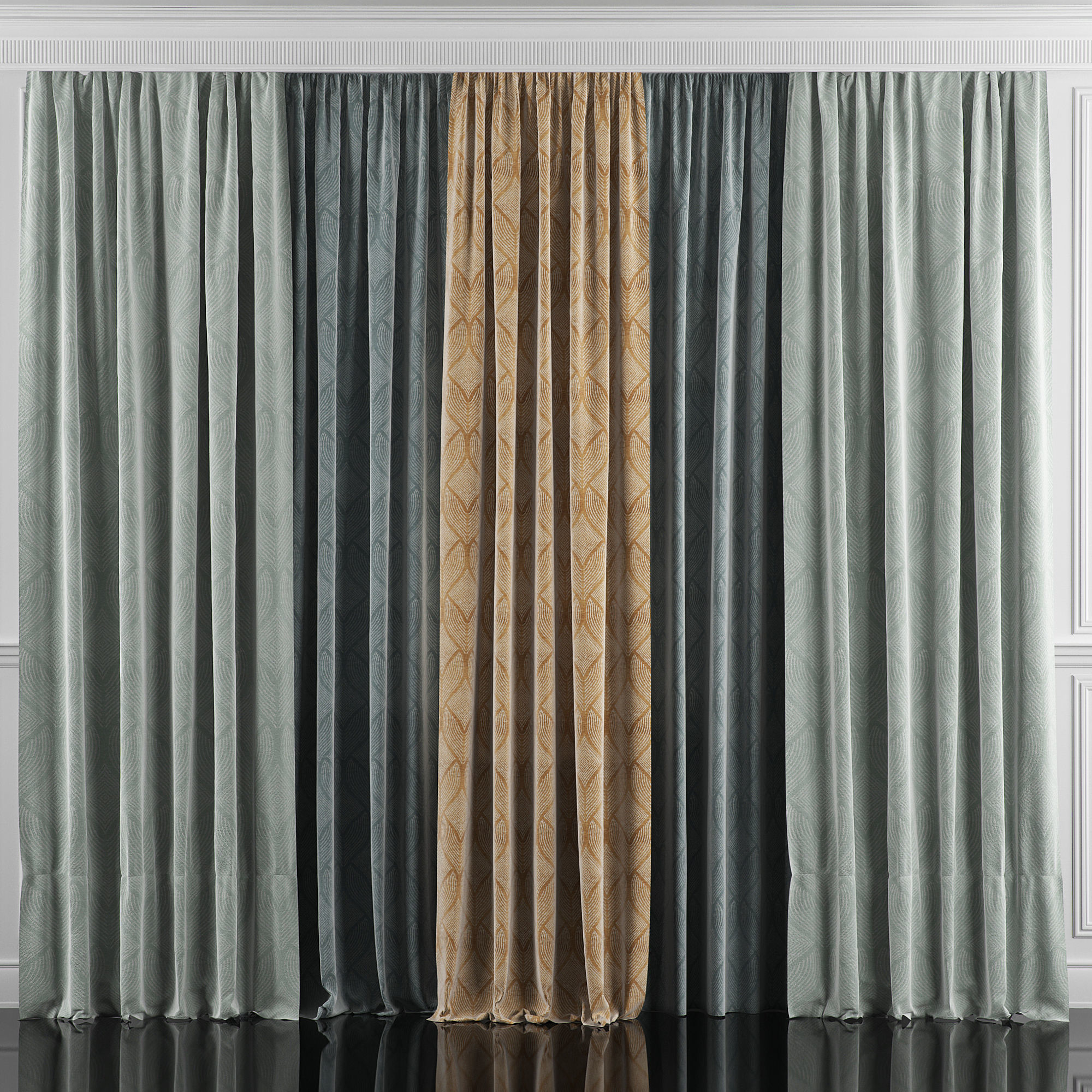 Curtain Set 37