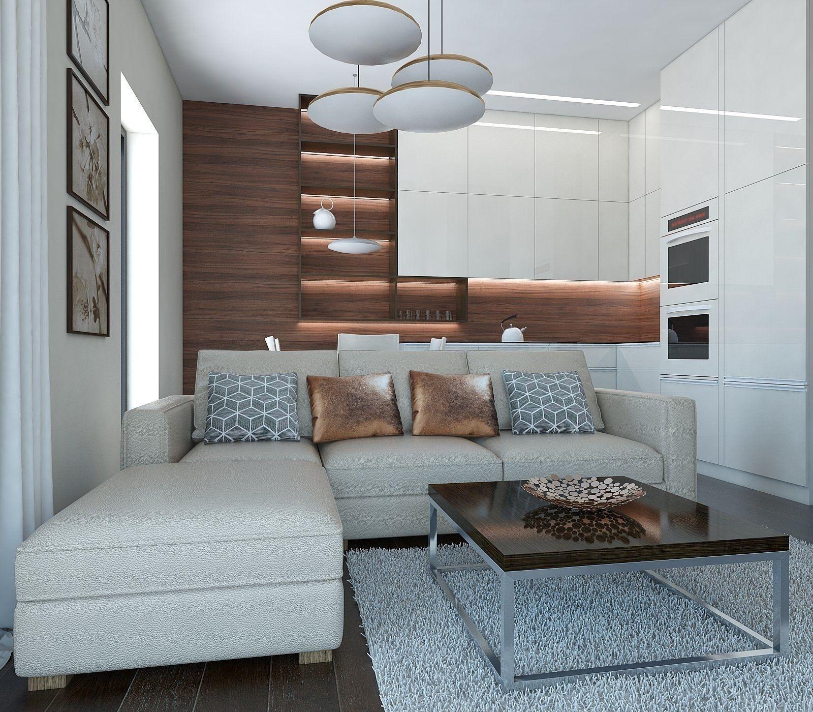 Living Room Model 3D Model Nice Living Room  Cgtrader